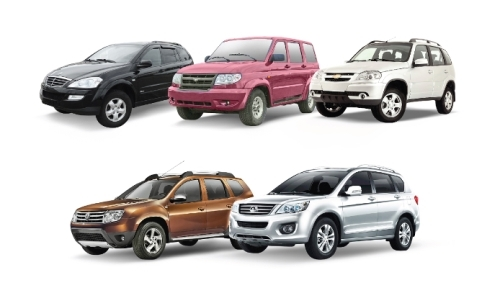 Автосигнализации StarLine для внедорожников Chevrolet Niva, UAZ, Renault Duster, Great Wall, Ssang Yong