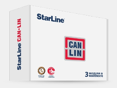 Модуль StarLine CAN+LIN
